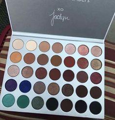 Morphe x Jaclyn Hill eye palette