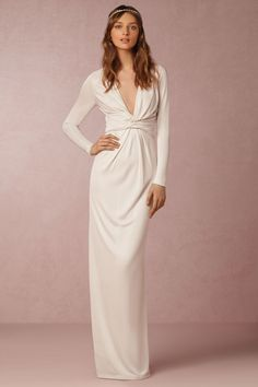 Khione Gown from @BHLDN
