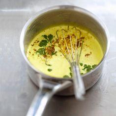 Découvrez la recette de la sauce au curry