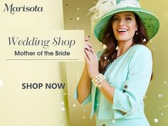 Whether you're a mother of the bride looking for the perfect outfit or a guest looking for the perfect present, you'll find plenty of style and inspiration in our wedding shop. Visit again soon for updates