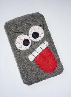 , Felt Phone Cases, Oragami, Birthday Presents, Felt Crafts, Coin Purse, Eminem, Kawaii, Wallet, Sewing