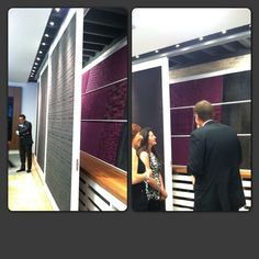 Even our movable walls are carpeted in 220 W.Kinzie. Come see it! #NeoCon13 #NeoConography