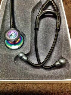 Littmann Cardiology III Rainbow edition