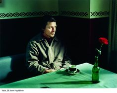 Aki Kaurismaki Film: lights in the dusk