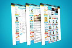 E-Ticaret Sitesi Arayüz Tasarımı (R10.Net Yarışma 1.'si)