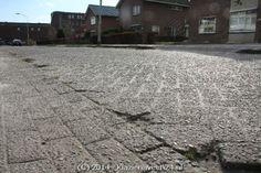 Slechte straten Klazienaveen Meridiaan en Poolcirkel