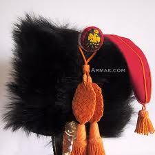 COLBACK. Especie de gorra de pelo que usaron antiguamente los cuerpos militares de España y Francia.