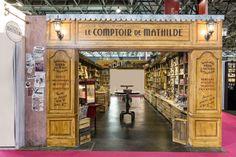 8 Idees De Franchise Le Comptoir De Mathilde Le Comptoir De Mathilde Comptoir Mathilde