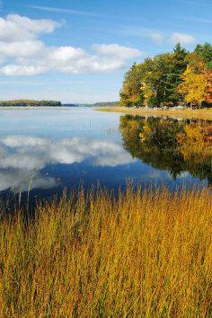 Kejimkujik National Park, a world of natural wonder in Canada.