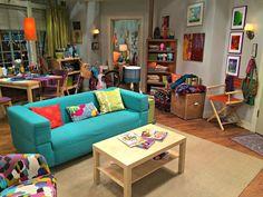 rajesh koothrappali's apartment - Einrichtung Ideen Von Big Bang Theory Farben Mobel Und Wohnacessoires