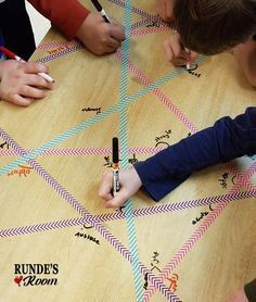 5 Activities for Teaching Angles Hands-on activities to teach angles Fun Math, Math Games, Math Activities, Math Help, Geometry Activities, Learn Math, Math Art, Fourth Grade Math, Grade 6 Math