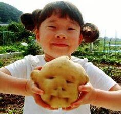 Girl & Potato 前前前世はジャガイモなの!