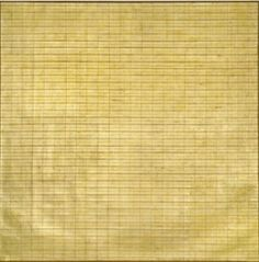 Friendship, 1963 by Agnes Martin