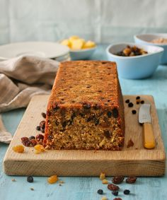 Cupcakes & Couscous: Fruity Wholewheat Loaf Cake
