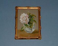 Vintage Art Antique Victorian 1890s Still by QueensParkVintage, $85.00