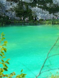 Zadar — 08/16 Lac de Plitvice