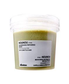 No. 3: Davines NOUNOU Hair Mask, $26.99, 11 Best Deep Conditioners Lemon Hair, Dry Brittle Hair, Beauty Packaging, Pretty Packaging, Cosmetic Packaging, Deep Conditioner, Super Natural, Shiny Hair, Love Hair
