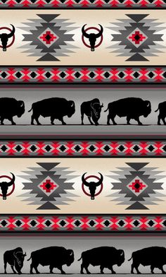 """native american beadwork patters This is a beautiful native print fabric. Has a printed design like a Chief Joesph Pendleton """" wide, 1 yard have bolts available, and we Native American Patterns, Native American Artwork, Native American Symbols, Native American Design, Native Design, Native American Beadwork, Motifs Textiles, 3d Cnc, Arte Popular"""