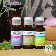 These are our best-selling Essential Oils - What are your favourites? | www.tisserand.com