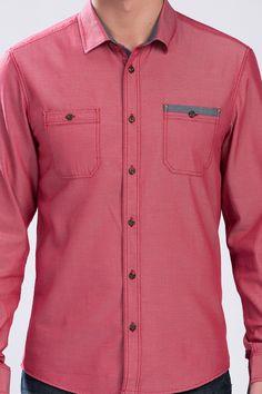Erkek Gömlek 020100-20003 Mavi | Trendyol