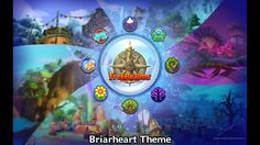 Free Realms OST - Briarheart