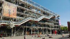 Centre Georges Pompidou. Paris
