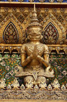 Bangkok, Thailand - Royal Grand Palace