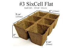 #3 Six Cell CowPot