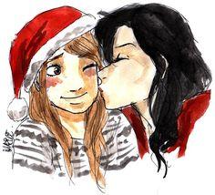 Laura and Carmilla