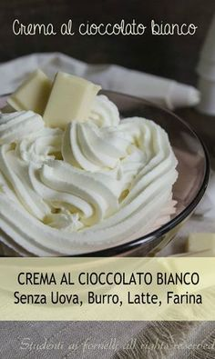 No Bake Desserts, Delicious Desserts, Sweet Corner, Ricotta, Chicken Wing Recipes, Burritos, Cream Recipes, Cream Cake, Relleno