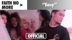 Faith No More - Easy (Official Music Video) Faith No More es una banda de funk metal formada en San Francisco, California, en 1982