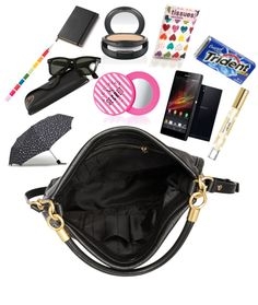 """""""inside my bag"""" by mk-vogue ❤ liked on Polyvore,CHEAP DISCOUNT MICHAEL KORS BAGS ON SALE"""