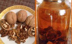 """""""Čaj z ořechových skořápek vám zlepší život!"""" - Tyto věci se dozvěděli od starších lidí, kteří si je na podzim pečlivě uchovávali a nikdy jejich nevyhazovali - Vite"""