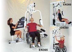 Wheelchair Accessible Gym Equipment
