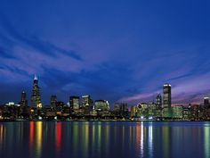 Chicago --not a huge fan of big cities but this one is my fav! Can't wait to go back soon.