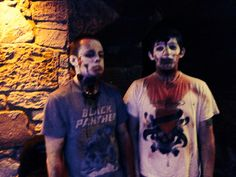 Zombie containment short film Psychopaths