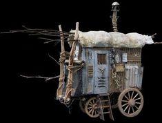 Путешествие по вселенной. Прицепы Pascal Tirmant - Все интересное в искусстве и не только.