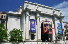 The American Museum of Natural History.  Suggested admission is $22.  You can go for free but exhibits and IMAX aren't free.