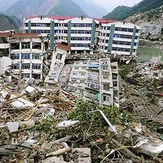 A powerful earthquake in Sichuan Province, China has resulted in the deaths of at least 156 people with more than injured in the region. The China Earthquake Administration stated 96 of thos… Emergency Preparedness, Survival, Doomsday Prepping, Environmentalist, New World Order, Civil Engineering, Natural Disasters, Stock Market