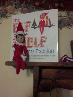 Elf on the shelf..