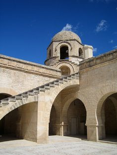 Old Mosque (TUNISIA, Sousse) by Kalexander2010, via Flickr