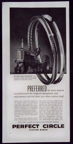 #Preferred #perfect #circle #poster