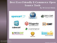 Most Usable Open Source For eCommerce Web Site Design, Business