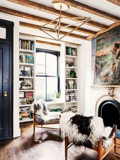 Use these interior desing suggestions to brighten your home and give it new life. Home redecorating is enjoyable and will transform your house into a home if you learn how to get it done. Style At Home, Big Design, House Design, Turbulence Deco, Living Spaces, Living Room, Cozy Living, Small Rooms, Small Space