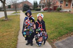 Ready to support the Santa parade! Cub Scouts, Cubs, Santa, Boy Scouting, Tiger Cubs, Puppys, Baby Animals, Chicken
