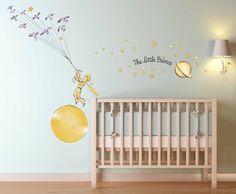 Le Petit Prince Stars Wall Decal Sticker Art Kids Room   eBay