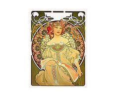 Impresión sobre lienzo Art Nouveau - 55x75 cm