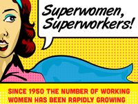 Women In The Workforce: The Road Ahead Is Paved With Economic Freedom [INFOGRAPHIC] - Cool Daily Infographics | Visual Knowledge