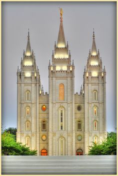 To hold a temple recommend, and to visit as many temples as I possibly can. Especially Utah, and Hawaii!