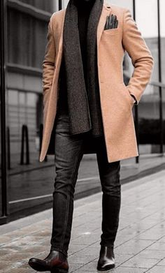 Hot fall mens fashion 99237 - Men's style, accessories, mens fashion trends 2020 Winter Outfits Men, Stylish Mens Outfits, Casual Outfits, Men Casual, Men Winter Fashion, Smart Casual, Rock Outfits, Casual Clothes, Guy Outfits